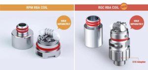 Coil Rpm RGC (คอยโม) เปลี่ยนสำลีเอง
