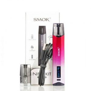 SMOK Nfix โคตรกลิ่นชัด ฟิลลิ่งดี ใช้งานง่าย ไม่ยุ่งยาก